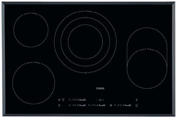Keramische Kookplaat Aanraakbediening : Zev8757fba zanussi keramische kookplaat de beste prijs