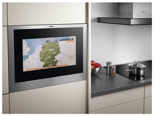 Tv In Keuken : Tv zm aeg tv de beste prijs apparatuur