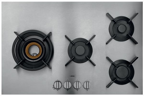 hg8411mba atag gas kookplaat de beste prijs. Black Bedroom Furniture Sets. Home Design Ideas