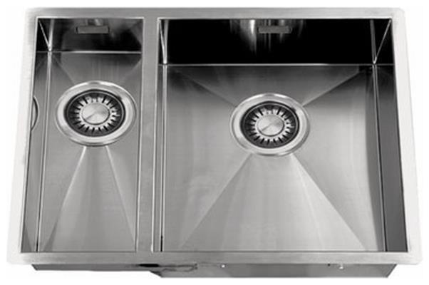 Wasbak Keuken Opbouw : Alpha keuken spoelbakken de beste prijs 123apparatuur.nl