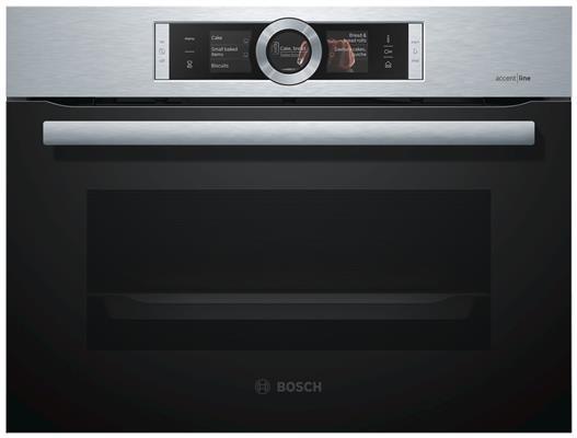 Csg856ns1 bosch combi stoomoven de beste prijs for Bosch apparatuur