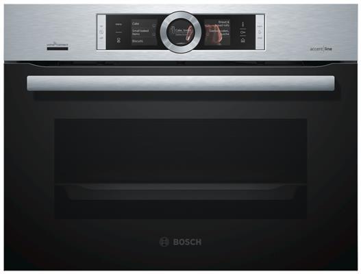 Csg856rs6 bosch combi stoomoven de beste prijs for Bosch apparatuur