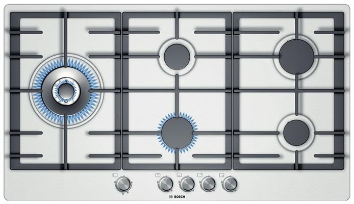 Pcs9e5c90n bosch gas kookplaat de beste prijs for Bosch apparatuur