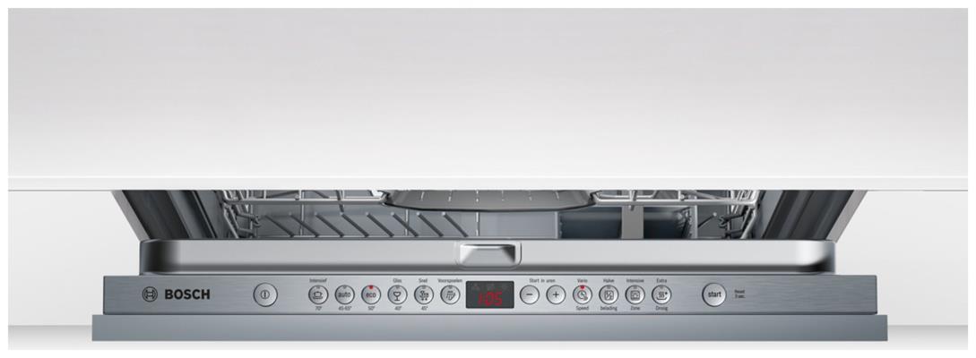 Smv90m10nlal keukentafel afmetingen for Bosch apparatuur