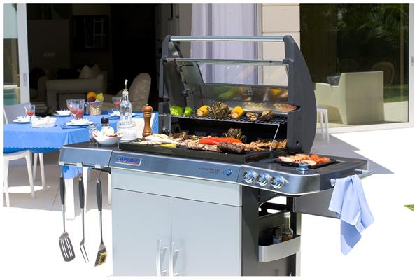 2000015661 CAMPINGAZ Barbecue buitenkeuken de beste
