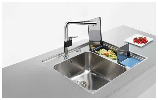 Spoelbakken keuken spoelbakken functioneel krasvast nieuws startpagina voor keuken onderbouw - De beste hedendaagse keukens ...