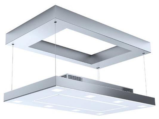 Afzuigkap In Plafond : Em c gutmann plafondunit afzuigkap de beste prijs