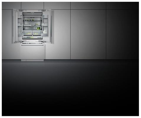 ry492301 gaggenau side by side koelkast de beste prijs. Black Bedroom Furniture Sets. Home Design Ideas