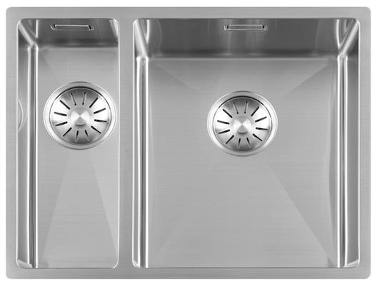 Rvs Wasbak Opbouw.Keuken Spoelbakken De Beste Prijs 123apparatuur Nl