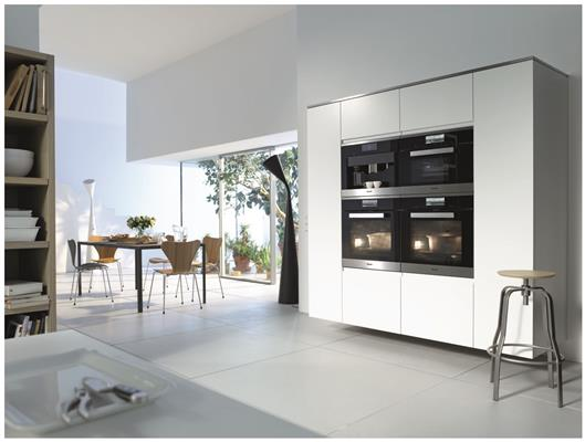 cva6805obsw miele koffiemachine de beste prijs. Black Bedroom Furniture Sets. Home Design Ideas