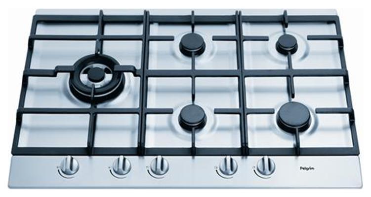 Wonderbaar GK677RVSA PELGRIM Gas kookplaat - de beste prijs - 123Apparatuur.nl YR-88