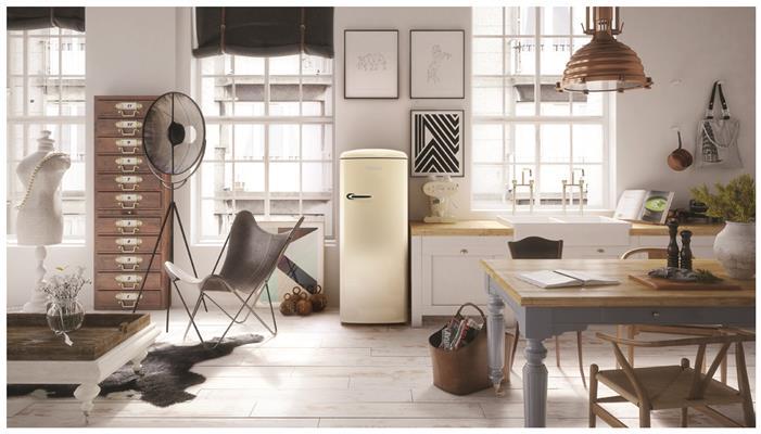 Retro Pelgrim Koelkast : Pkv155bei pelgrim koelkast de beste prijs 123apparatuur.nl