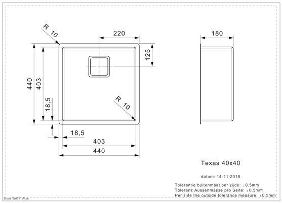 R28025 Reginox Keuken Spoelbak De Beste Prijs 123apparatuur Nl