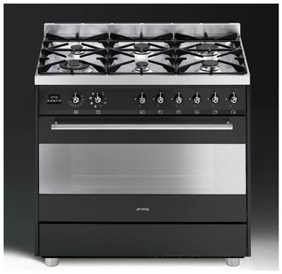 smeg gas oven how to turn on