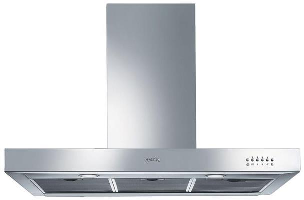 ks9500xe smeg wandschouw afzuigkap - de beste prijs - 123apparatuur.nl