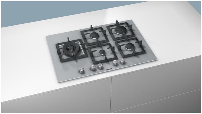 ec875sc21n siemens gas kookplaat de beste prijs. Black Bedroom Furniture Sets. Home Design Ideas