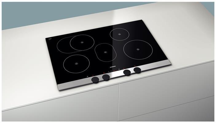 eh885dc11e siemens inductie kookplaat de beste prijs. Black Bedroom Furniture Sets. Home Design Ideas