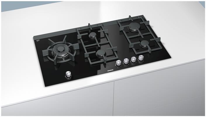 er926sb70n siemens gas op glas kookplaat de beste prijs. Black Bedroom Furniture Sets. Home Design Ideas