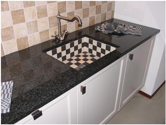 Tegel vdbp keuken spoelbak de beste prijs apparatuur