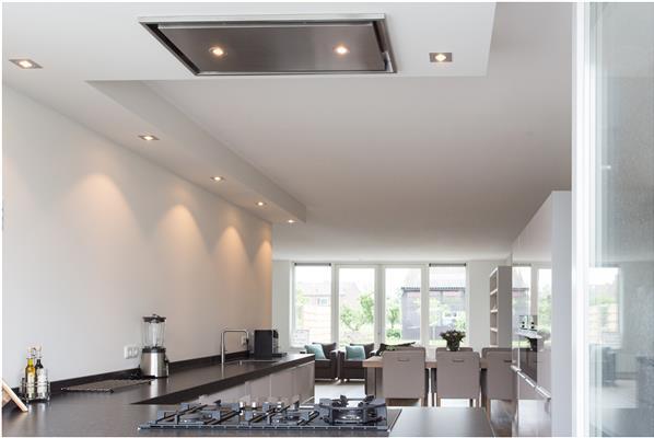 Afzuigkap In Plafond : Wave design plafondunit afzuigkap de beste prijs
