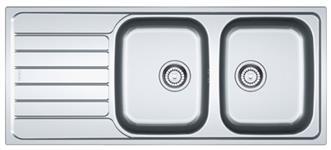 Franke Keuken Spoelbakken De Beste Prijs 123apparatuur Nl