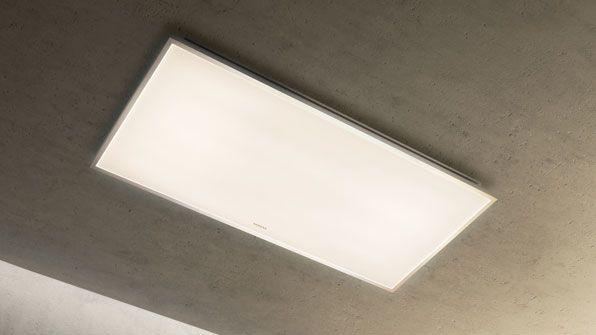 studioLine plafondunit met gekleurd licht