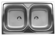 Stop Wasbak Keuken : Lavanto keuken spoelbakken de beste prijs apparatuur