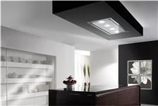 Afzuigkap In Plafond : Verlaagd plafond keuken elegant afzuigkap plafond foto s u het